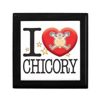 Chicory Love Man Keepsake Box