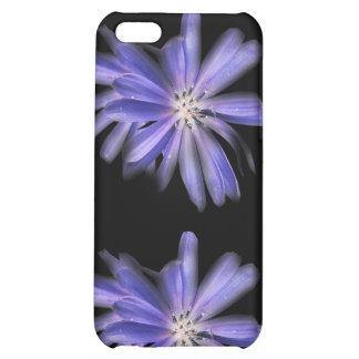 chicory purple blue flower iPhone 5C case