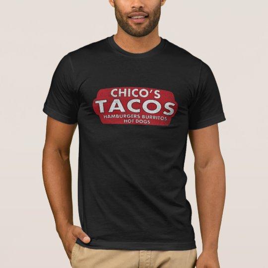 Chicos Tacos Hamburger