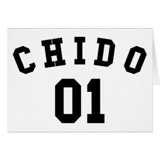 Chido 01 card