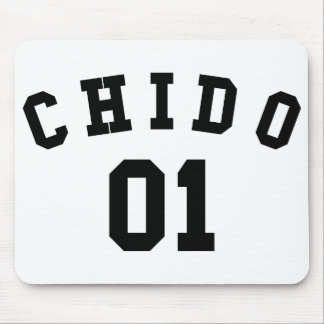 Chido 01 mouse pad