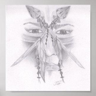 Chief Arrowhead Print