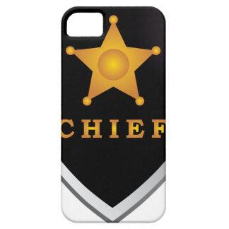 Chief badge iPhone 5 case