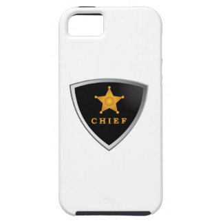 Chief badge iPhone 5 cover