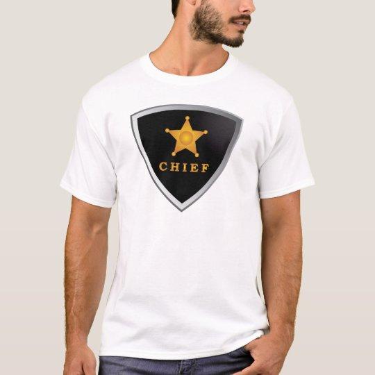Chief badge T-Shirt