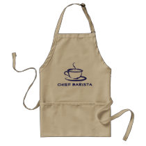 Chief Barista Apron