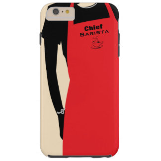 Chief Barista iPhone 6 Case