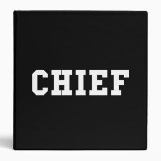 Chief Binder