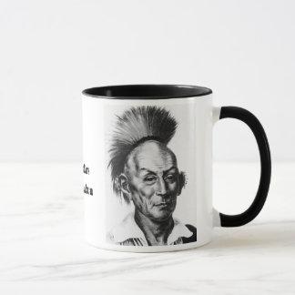 Chief Black Hawk Mug
