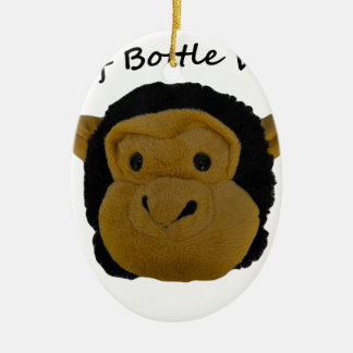 Chief Bottle Washer Ceramic Ornament