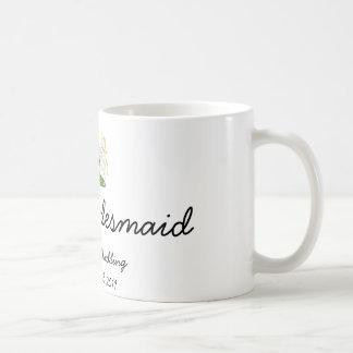 Chief Bridesmaid - fun Royal wedding mug