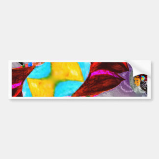 Chief Color Spirit multi poducts Bumper Stickers