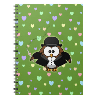 chief conductor notebook