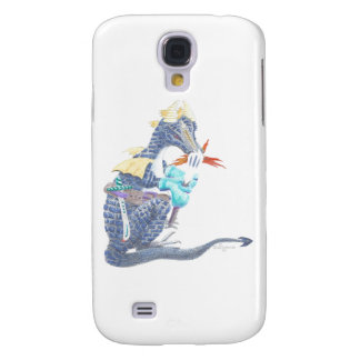 Chief Cook and Flamethrower Samsung Galaxy S4 Case