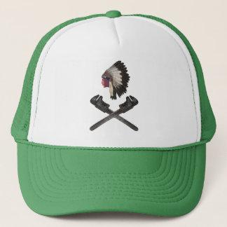 Chief Engineer Trucker Hat