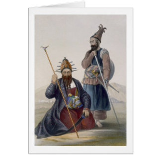 Chief Executioner and Assistant of His Majesty the Card