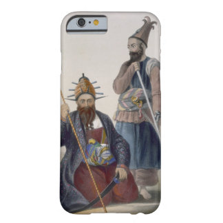 Chief Executioner and Assistant of His Majesty the Barely There iPhone 6 Case