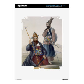 Chief Executioner and Assistant of His Majesty the Decal For iPad 3