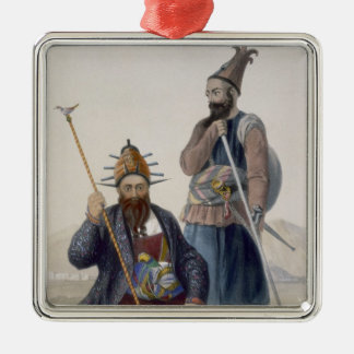 Chief Executioner and Assistant of His Majesty the Metal Ornament