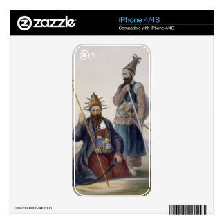 Chief Executioner and Assistant of His Majesty the Skin For The iPhone 4