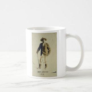 Chief Geronimo Standing Portrait 1904 Coffee Mug