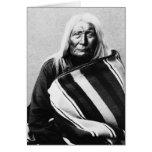 Chief Husis-Moxmox, 1900 Greeting Card