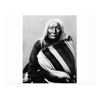 Chief Husis-Moxmox, 1900 Post Card