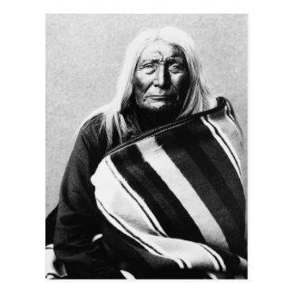 Chief Husis-Moxmox, 1900 Postcard