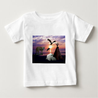 Chief I love the earth Baby T-Shirt