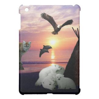 Chief I love the earth iPad Mini Cover