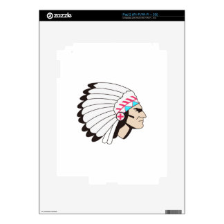 Chief iPad 2 Skins