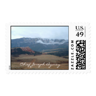 Chief Joseph Byway Postage
