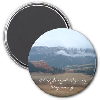 Chief Joseph Byway Wyoming Magnet