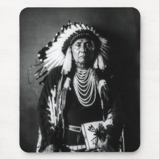 Chief Joseph Mouse Pad