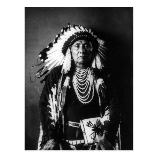 Chief Joseph Postcard