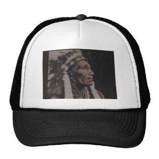 Chief Joseph Trucker Hat