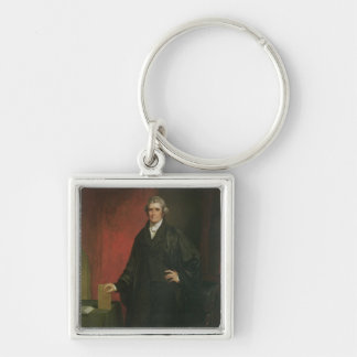 Chief Justice Marshall Keychain