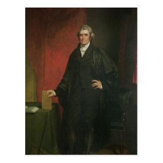 Chief Justice Marshall Postcard