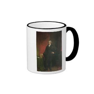 Chief Justice Marshall Ringer Mug