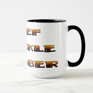 Chief Knuckle Dragger Mug