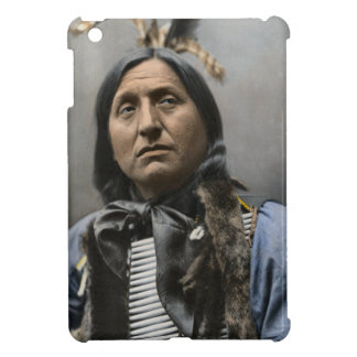 Chief Left Hand Bear Ogala Sioux Vintage iPad Mini Covers