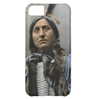 Chief Left Hand Bear Ogala Sioux Vintage iPhone 5C Cover