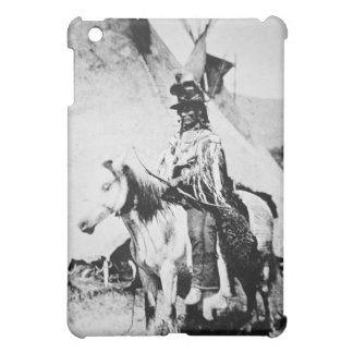 'Chief Looking Glass', c.1875 (b/w photo) Case For The iPad Mini