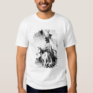 'Chief Looking Glass', c.1875 (b/w photo) T-Shirt