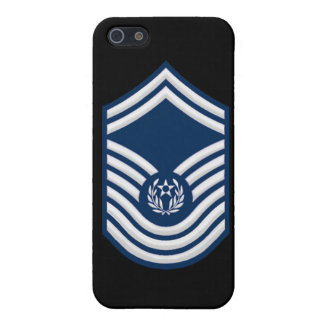 Chief Master Sergeant Of The Air Force (1967-1991) Cover For iPhone SE/5/5s