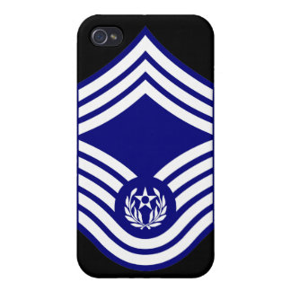 Chief Master Sergeant Of The Air Force (1991-2004) Covers For iPhone 4