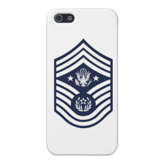 Chief Master Sergeant of the Air Force E-9 Case For iPhone SE/5/5s