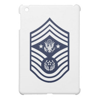 Chief Master Sergeant of the Air Force E-9 iPad Mini Case