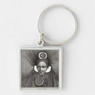 Chief of St.Christina, illustration from Key Chain