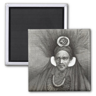 Chief of St.Christina, illustration from Magnet